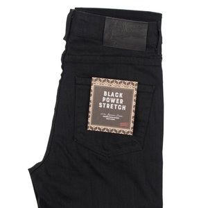 Naked & Famous High Skinny Raw Denim Jeans